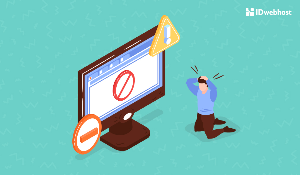 cara blokir IP