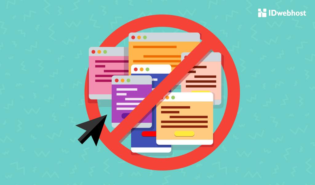 Cara Blokir IP Menggunakan .htaccess Pada Panel Plesk