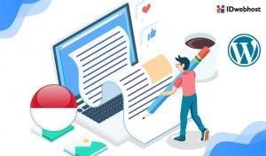 Mengubah Aplikasi WordPress berbahasa Indonesia