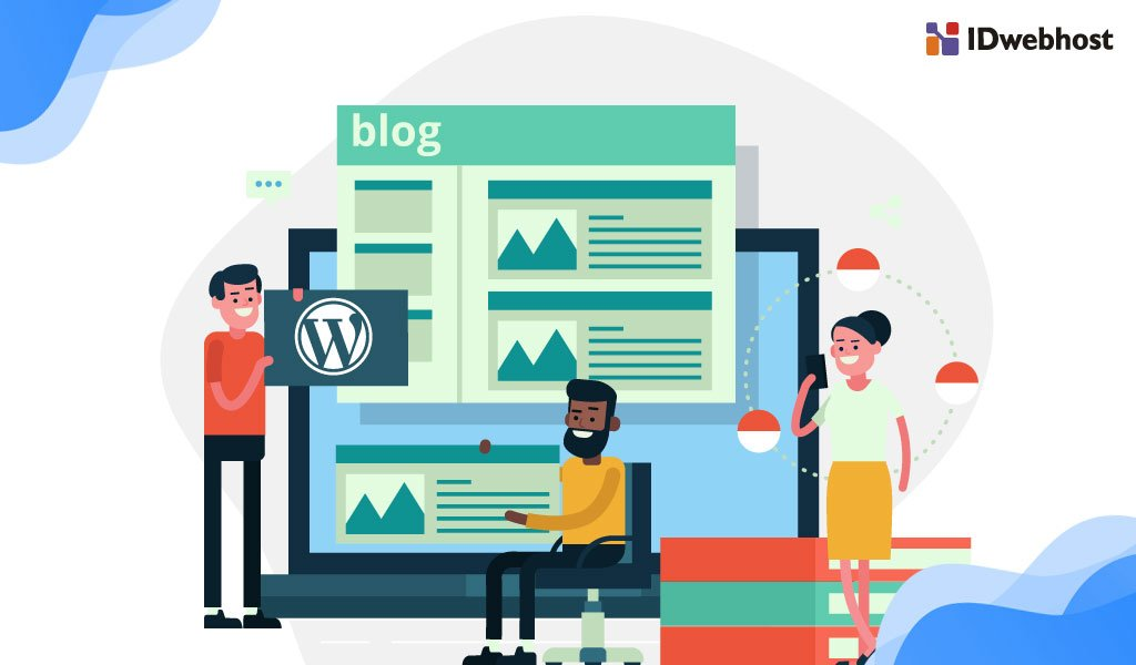 mengubah aplikasi wordpress