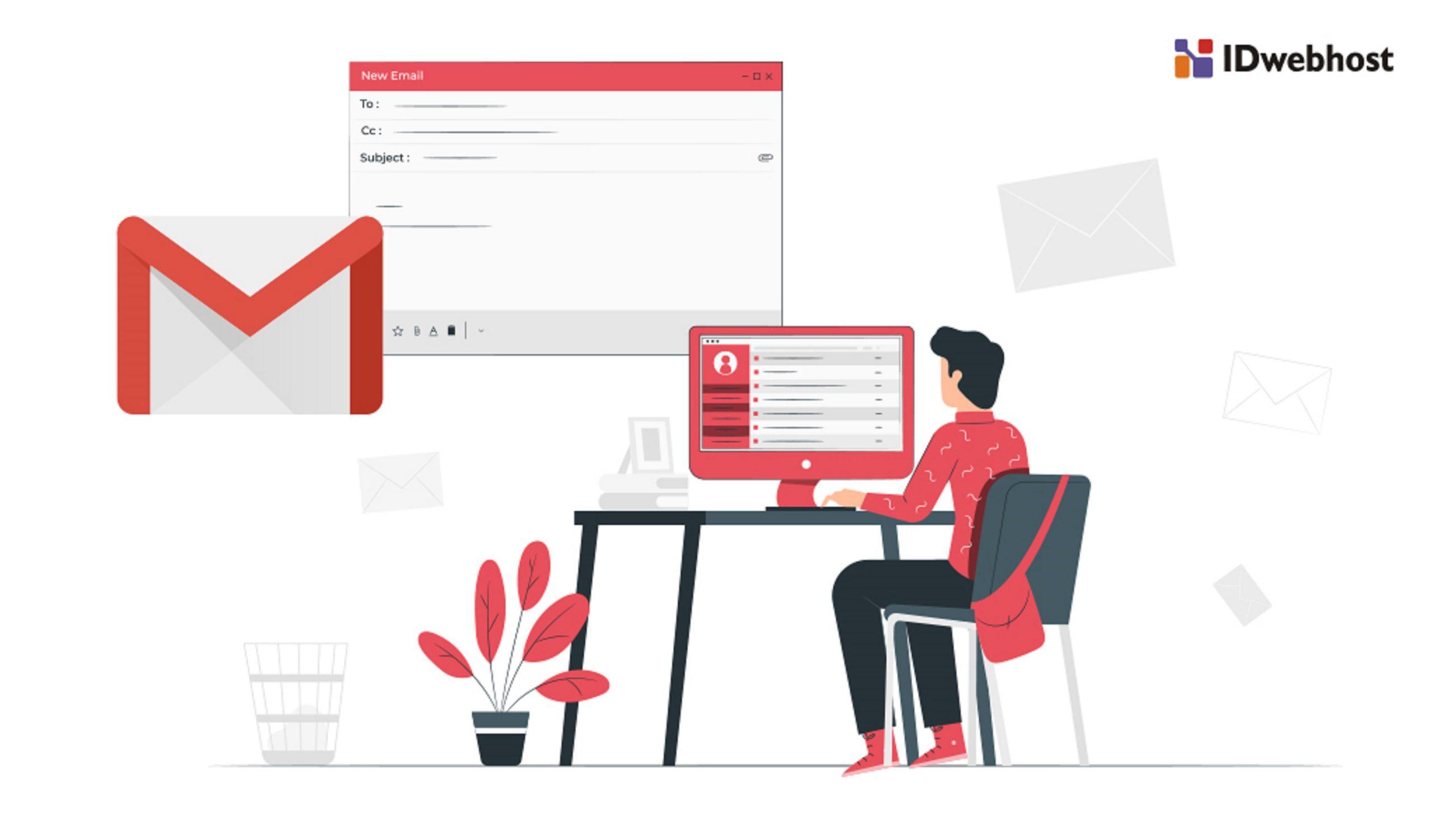 Panduan: Cara aktifkan Filter Email di Gmail