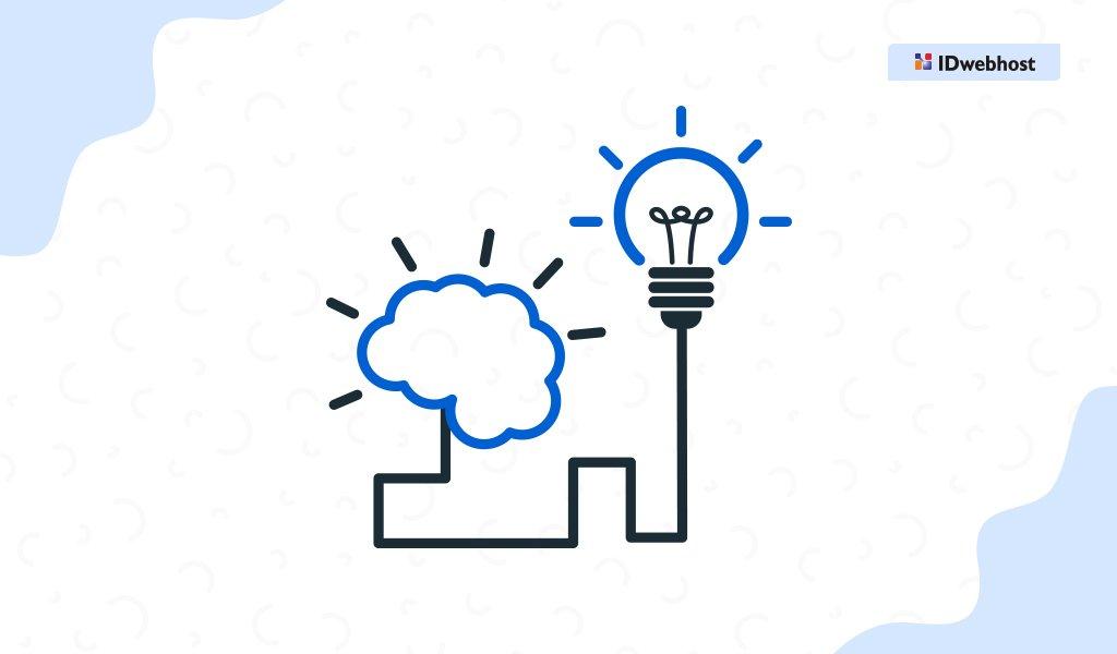 konsep desain logo
