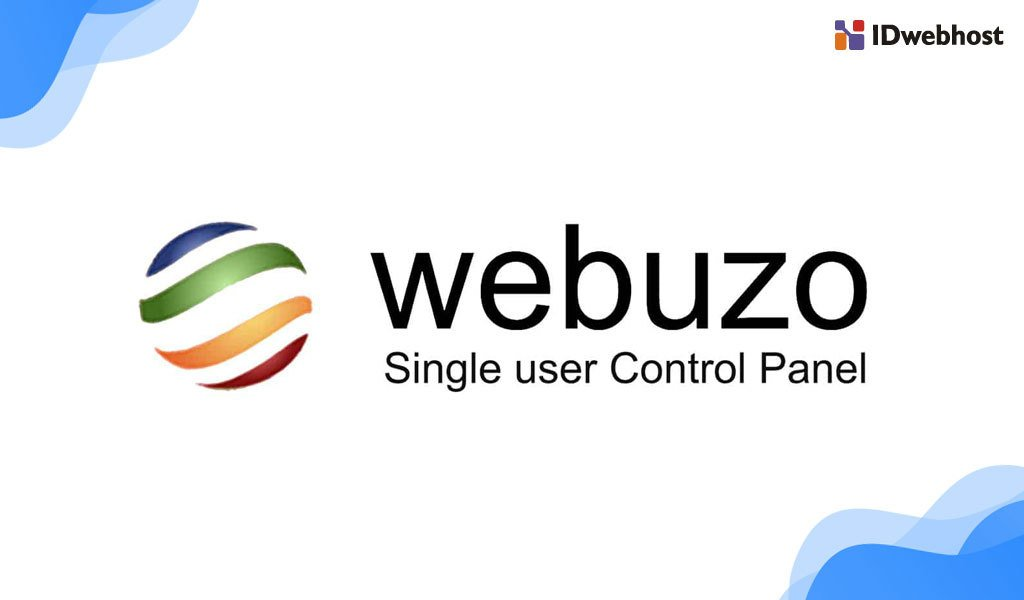 Cara Remote Database di Panel Webuzo