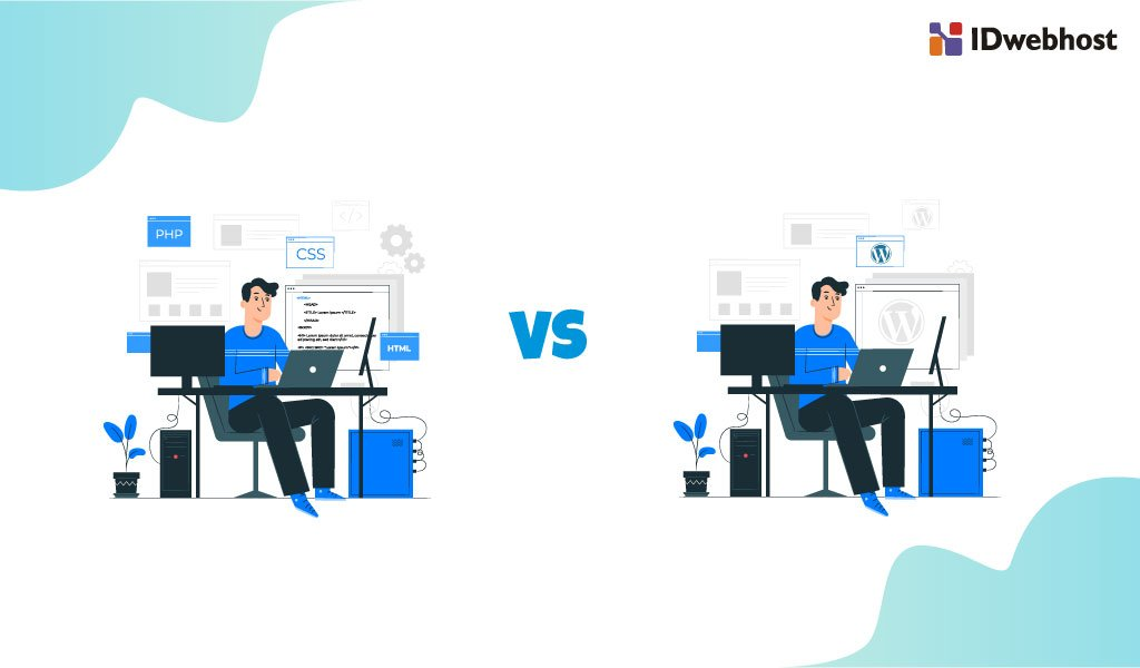 website native dan wordpress