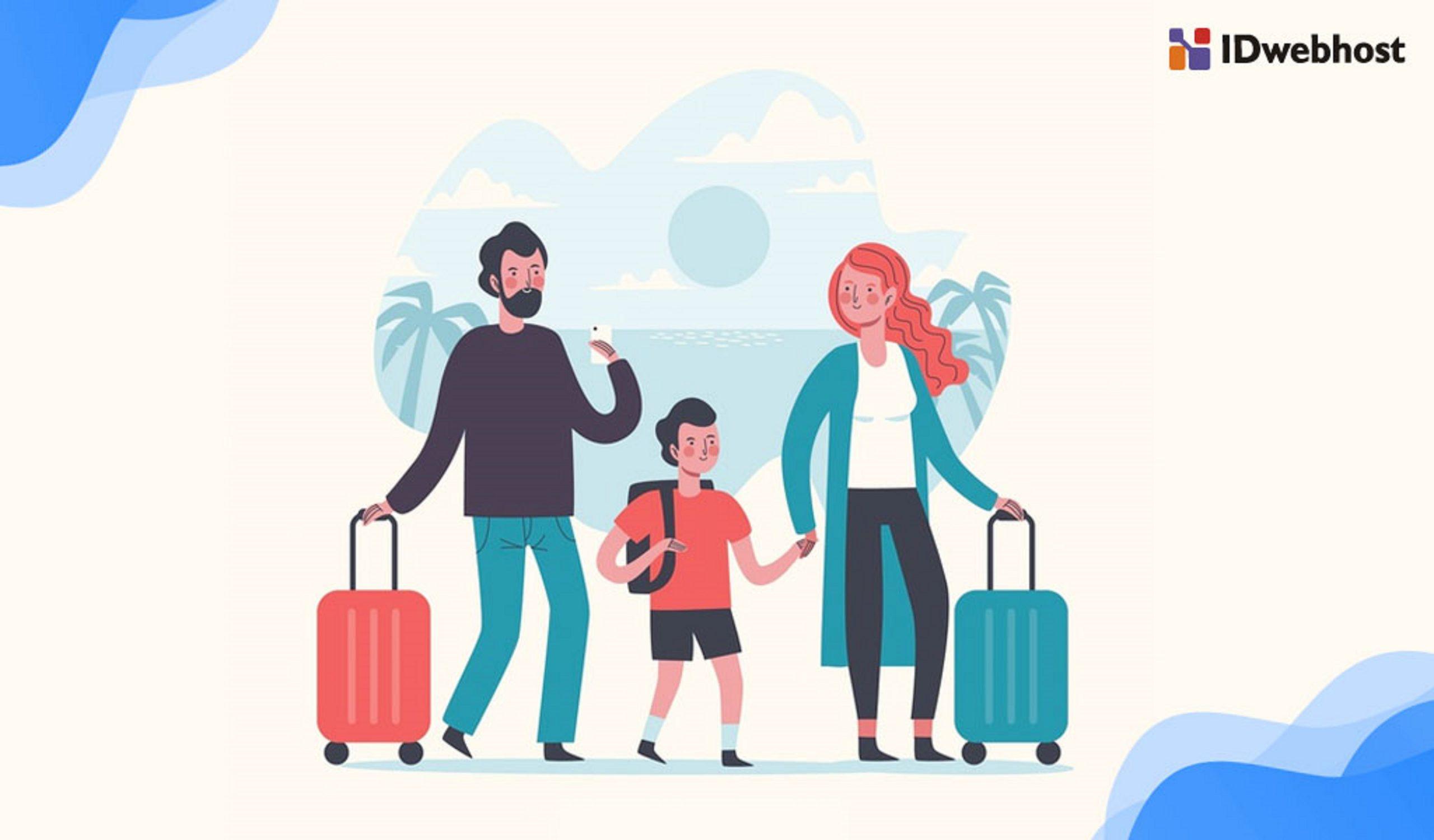 Travel Blogger yang jadi sumber Inspirasi Liburan