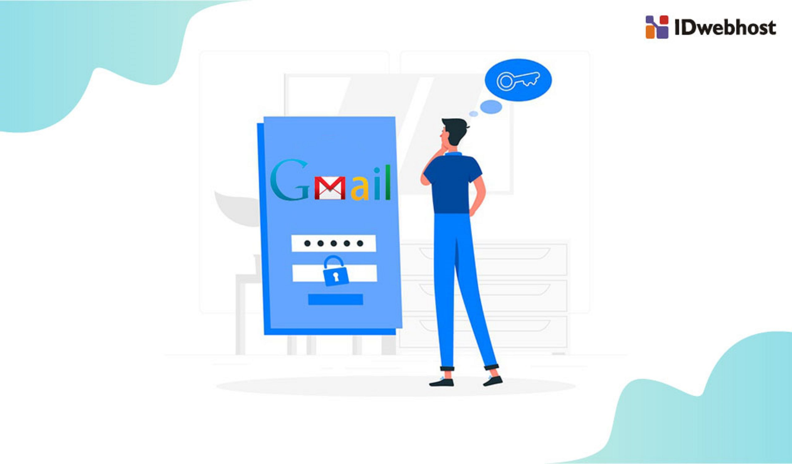 Cara Mengubah Password di Gmail