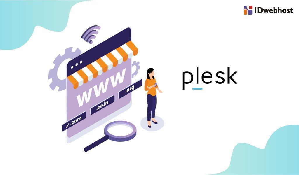 Cara menambah addon domain di Plesk