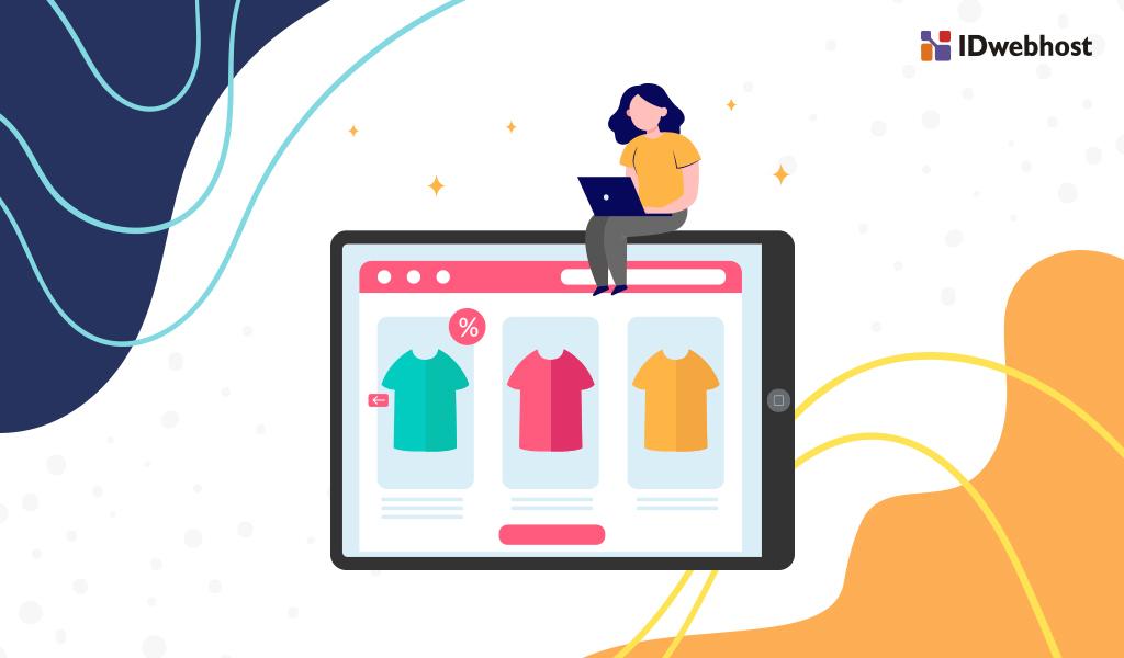 Shopify adalah platform toko online terbaik