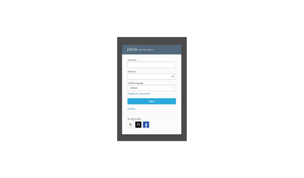 cara add user FTP di Plesk