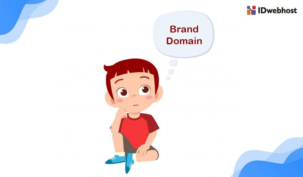 brand butuh domain sendiri