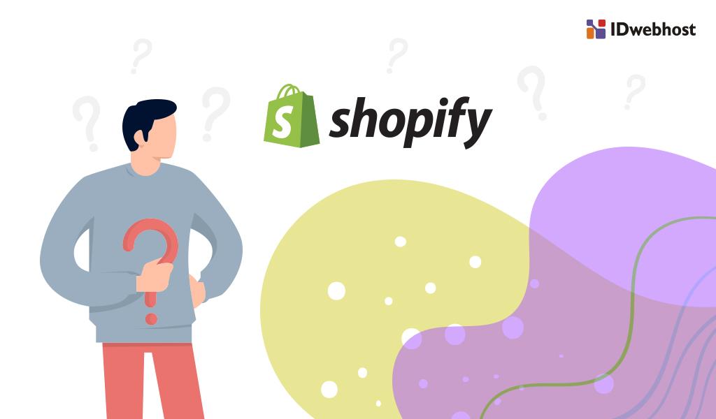 cara menggunakan shopify