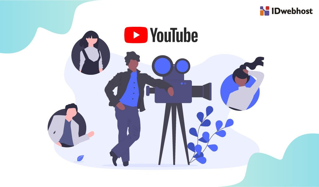 membuat konten youtube