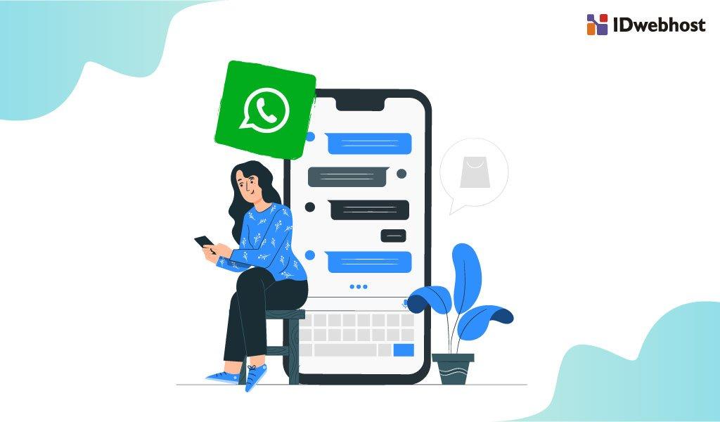 memanfaatkan whatsapp business