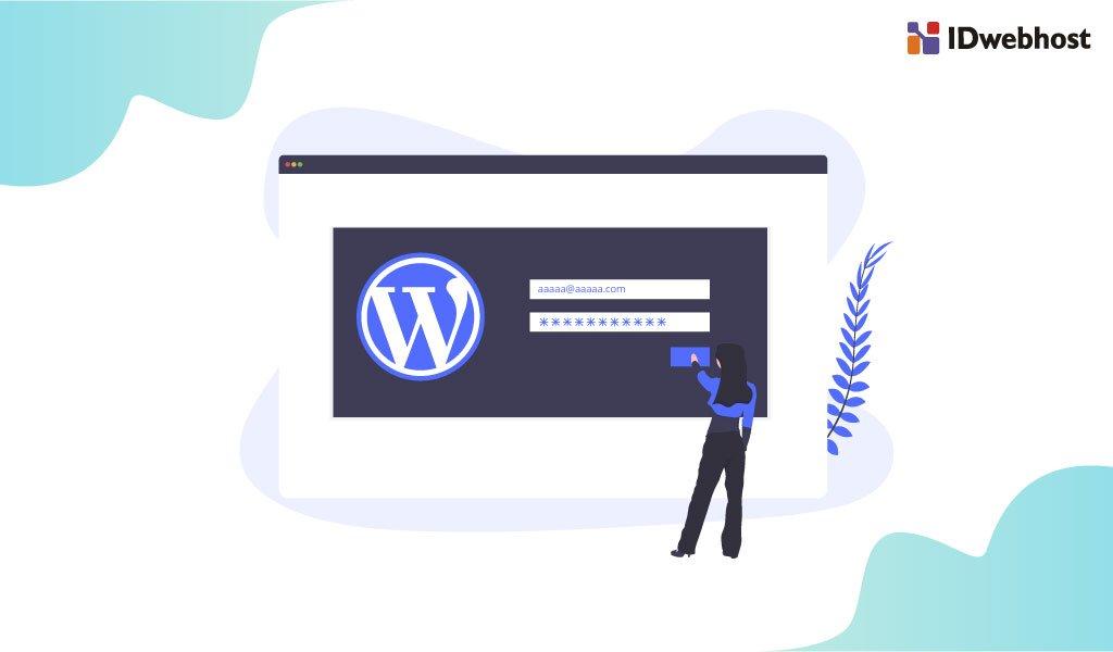 Begini Cara Mengganti URL Login WordPress
