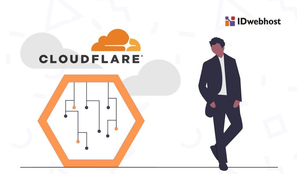 cara integrasi cloudflare