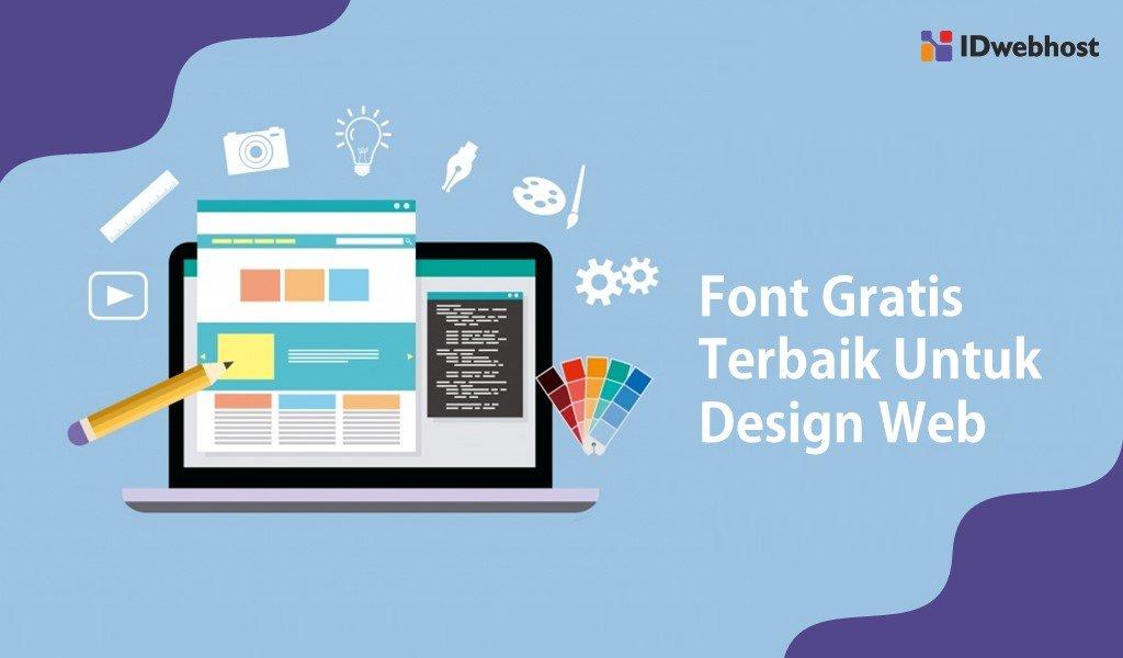 5 Website Font Gratis Terbaik Untuk Design Web Anda