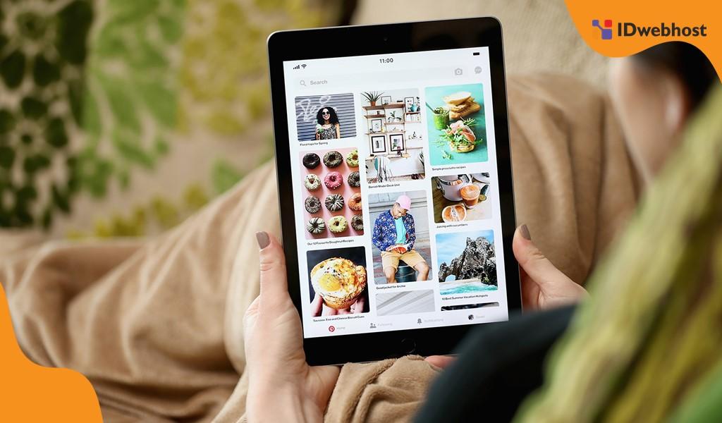 Menjadikan Pinterest Sumber Backlink Berkualitas Dengan Perhatian Kualitas Gambar