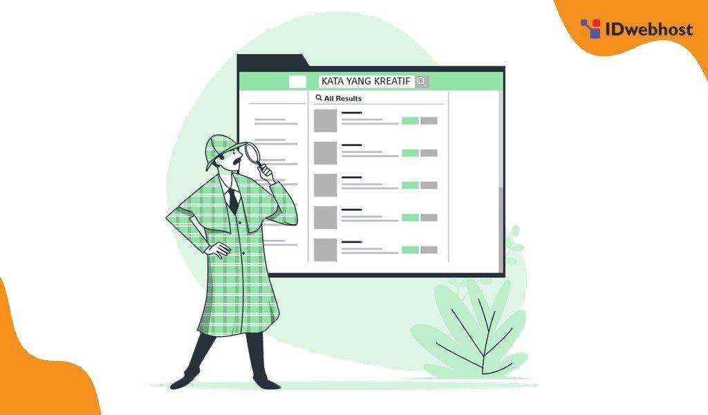 Tips Memilih Nama Domain Cari Kata Kreatif