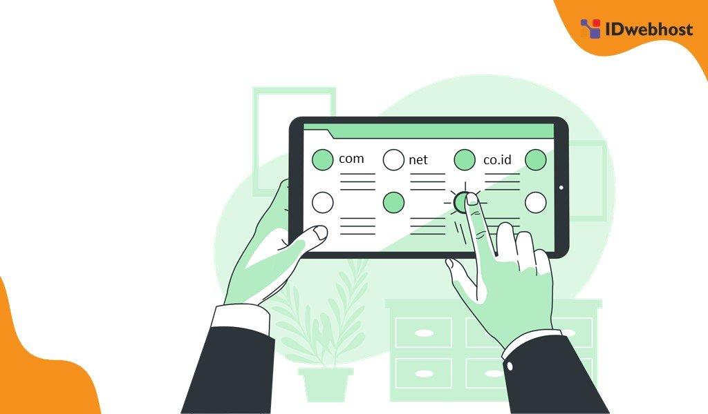 Tips Memilih Nama Domain Dengan Cari Nama Yang Singkat
