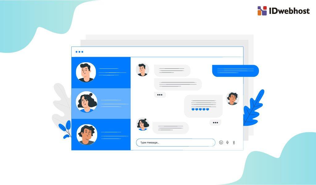 aplikasi live chat