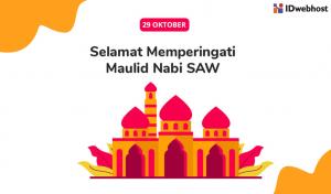 Layanan Offline Libur Maulid Nabi Muhammad SAW 2020