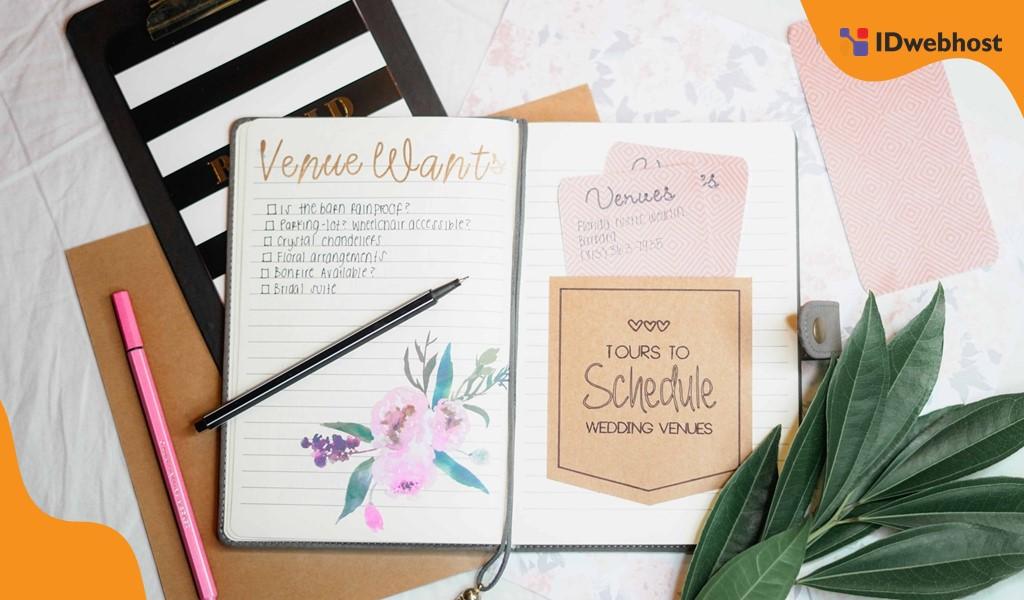 Cara Sukses Bisnis Wedding Organizer Idwebhost