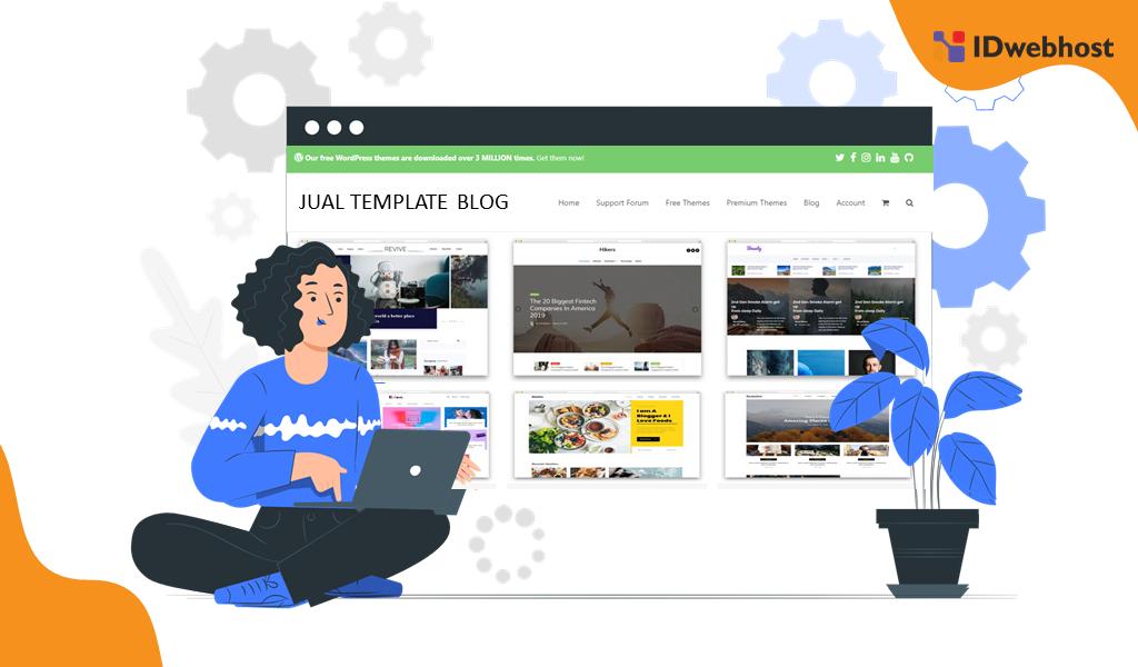 Buat Toko Online Untuk Jualan Template Blog