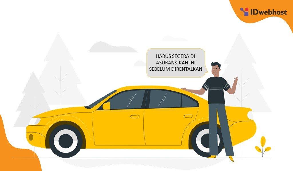 Daftarkan Asuransi Kendaraan