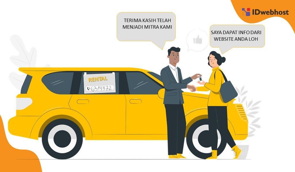 Sukses Bisnis Rental Mobil Modal Kecil dengan Jalankan Strategi Marketing Secara Optimal