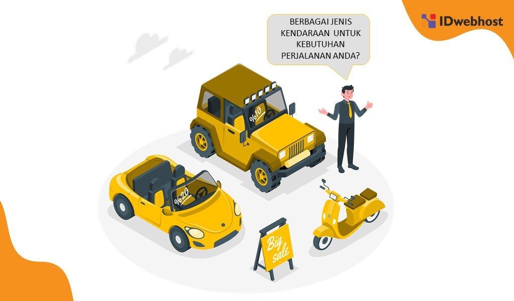 Memilih Jenis Mobil Yang Tepat