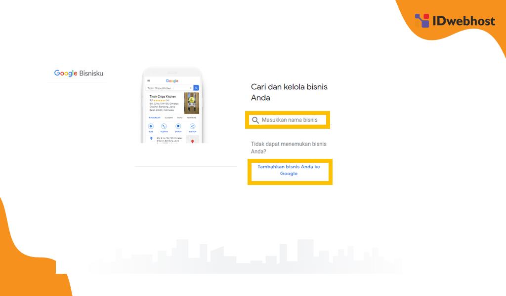 Mencari Bisnis Anda Di Google Bisnisku