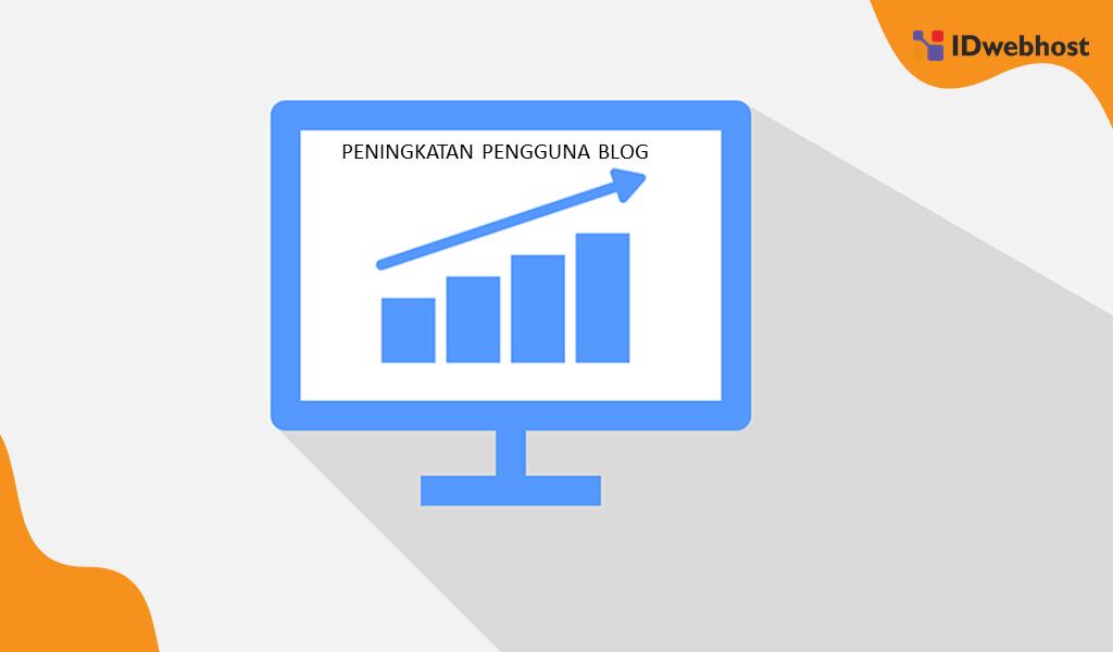 Pangsa Pasar Jualan Template Blog
