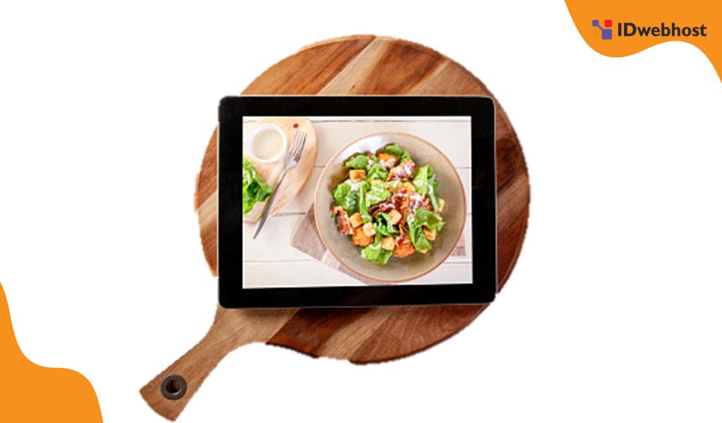 Perkembangan Bisnis Kuliner Online