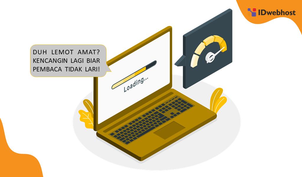 Tingkatkan Kecepatan Website Anda