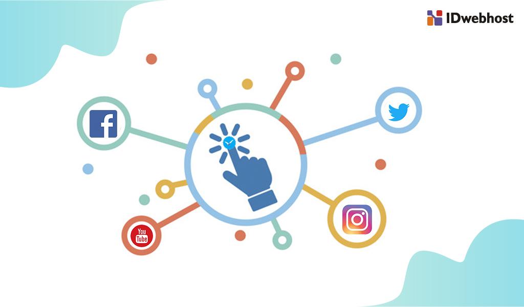 akun media sosial yang terverifikasi