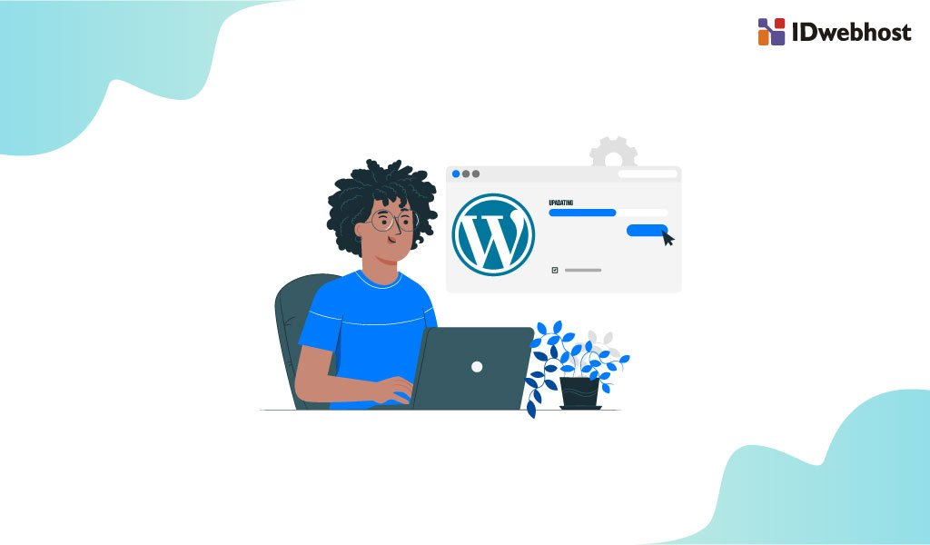 fitur auto-update wordpress