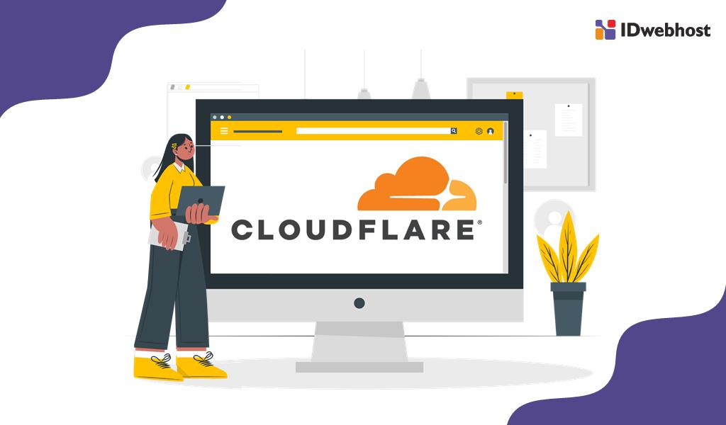 Tutorial Lengkap Setting Name Server Cloudflare