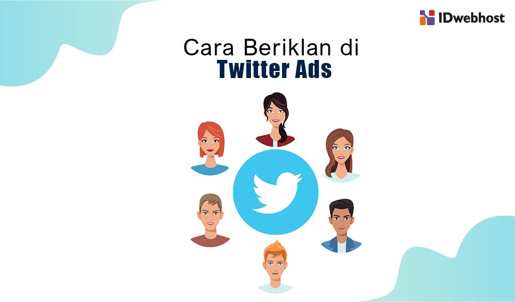 cara beriklan di twitter ads