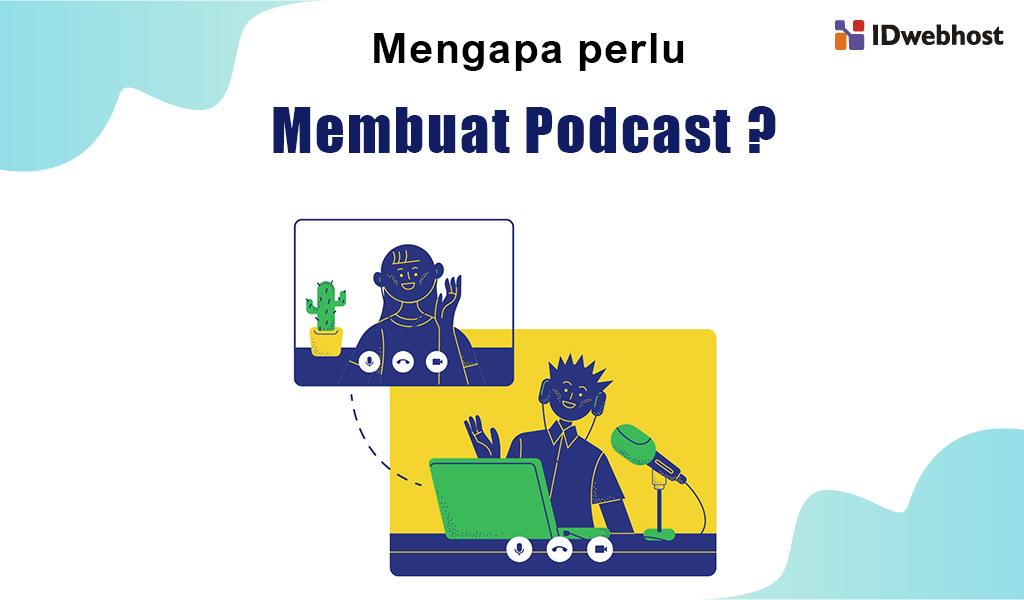 Promosi Podcast