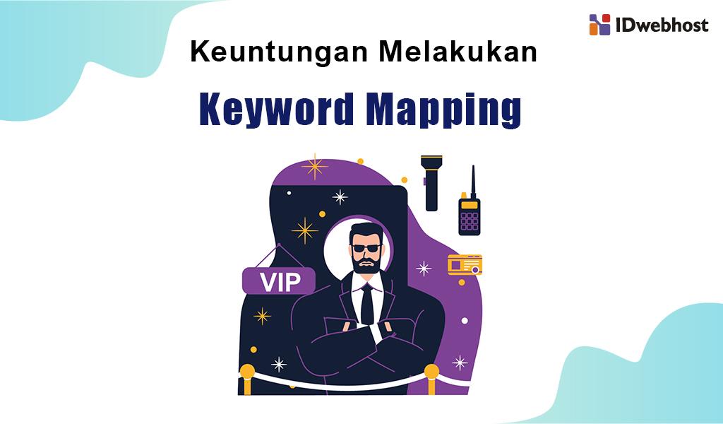 keuntungan melakukan keyword mapping