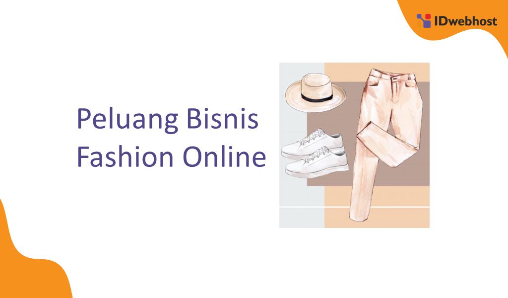 Berjualan Produk Fashion Online