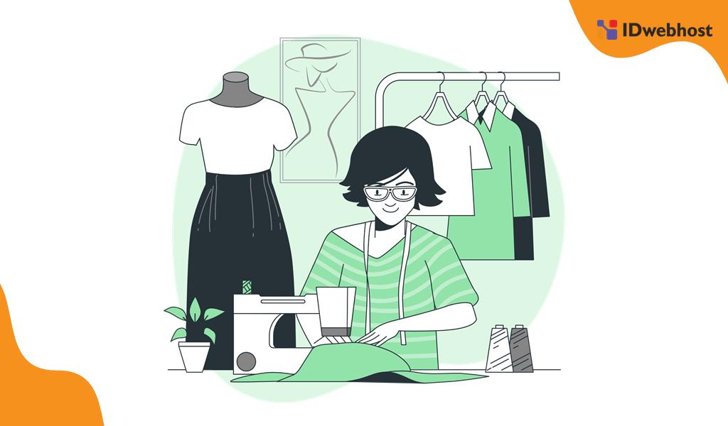 Cara Memulai Bisnis Fashion Dengan Brand Sendiri; Inovasi dan Paham Kompetitor