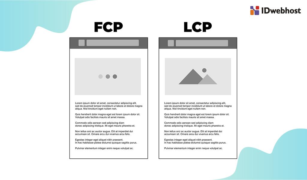 fcp vs lcp
