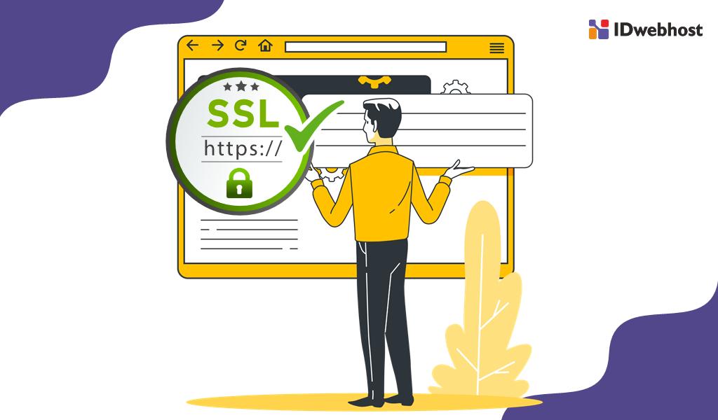 Cara Reissue SSL IDwebhost
