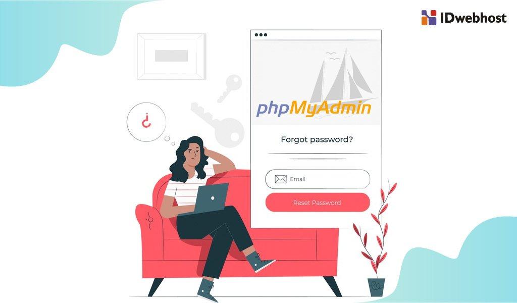Cara Mengatasi Login Error phpMyAdmin