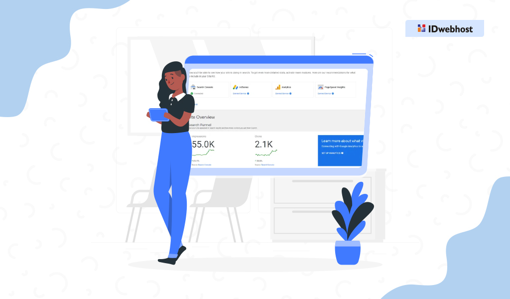 Menggunakan Plugin Site Kit by Google AdSense