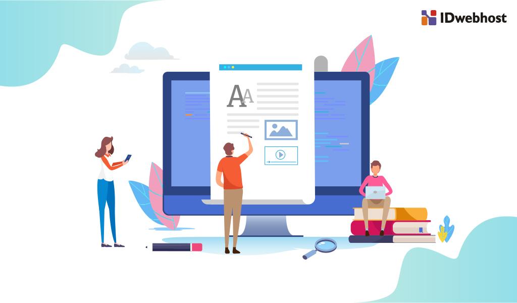 Publikasi Content Marketing dan Evaluasi