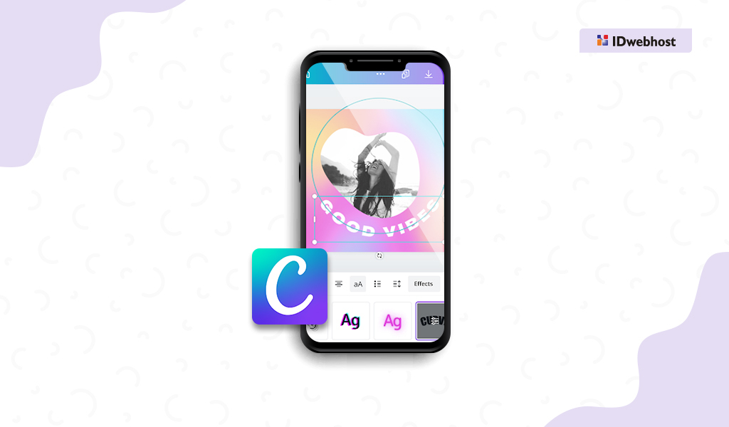 Aplikasi Canva Aplikasi Android Gratis Untuk Membuat Desain Quotes Ucapan Lebaran