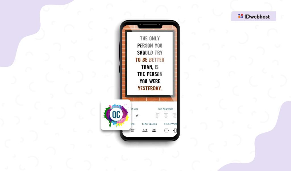 Aplikasi Quote Creator Aplikasi Android Gratis Untuk Membuat Desain