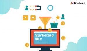 Aspek Penting Marketing Mix Untuk Website Toko Online